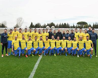 Nazionale di calcio Poste Italiane