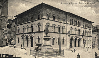 Palazzo delle Poste di Perugia